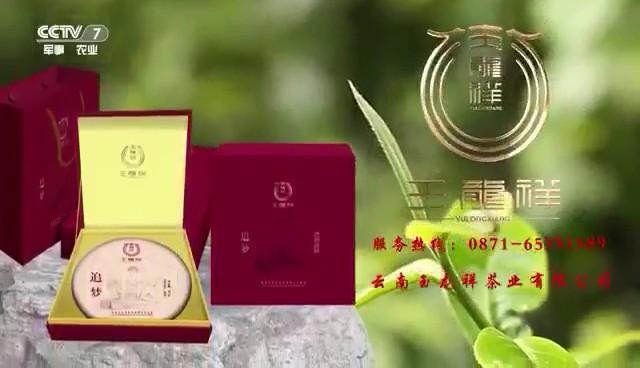 食品——玉龙祥追梦茶CCTV-7_央视广告片